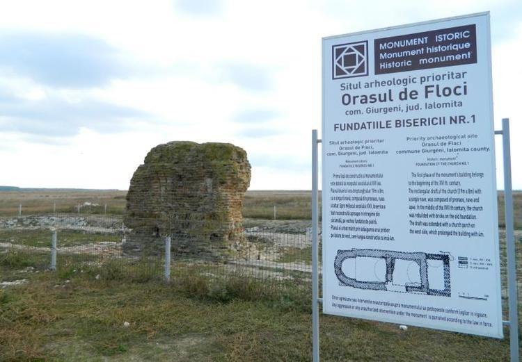 Orașul de Floci Orasul de Floci orasul unde sa nascut Mihai Viteazu Trecator prin
