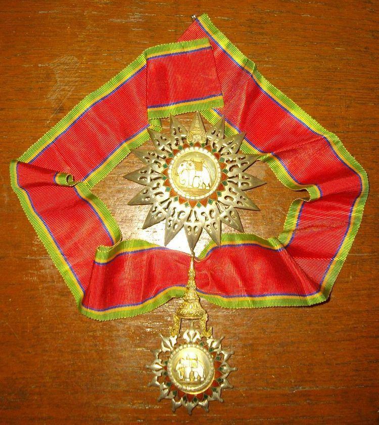 Order of the White Elephant