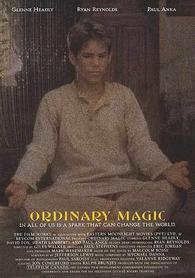 Ordinary Magic Ordinary Magic movie posters at movie poster warehouse moviepostercom