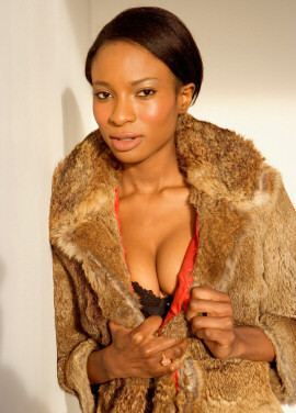 Oreke Mosheshe Black Model Oreke Mosheshe Brings Her Style And Beauty To The Web