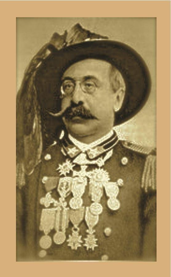 Image result for General Oreste Baratieri