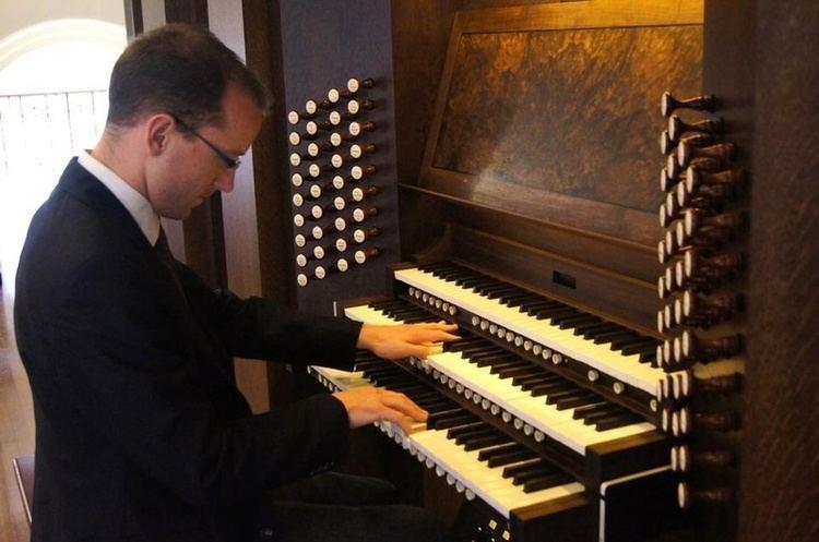 Organist The Organist News The Harvard Crimson
