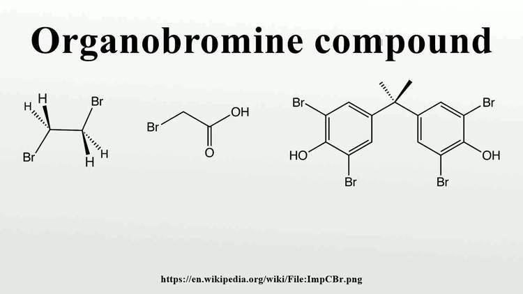 Organobromine compound httpsiytimgcomviBvcMYAmbXGkmaxresdefaultjpg