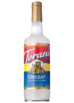 Orgeat syrup Torani Orgeat Syrup Total Wine amp More