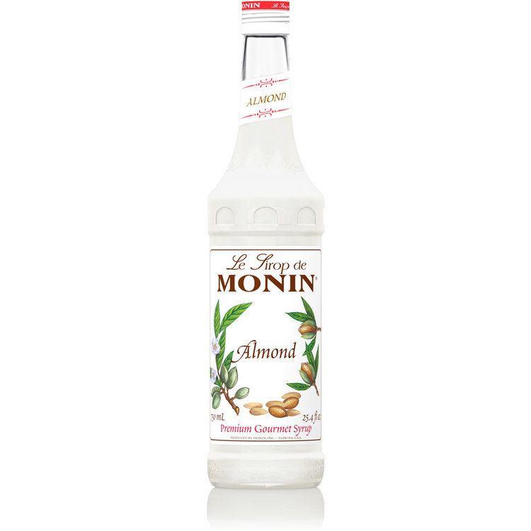 Orgeat syrup Monin Almond Orgeat Syrup 750 ml Bottle 1 Liter Bottles