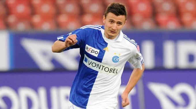Orhan Mustafi fussballch Mustafi leihweise zum FC Lugano Transfers Fussball