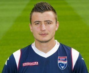 Orhan Mustafi Mustafi blow for Ross County Scottish Professional Football League