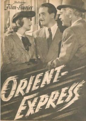 Orient Express (1943 film) Unseen Films Orient Express 1944