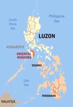 Oriental Mindoro Wikipedia