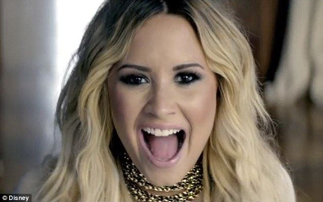 Original video animation movie scenes Belting it out Demi Lovato s latest music video Let It Go was released on Friday and it features her singing in an abandoned mansion as well as clips from