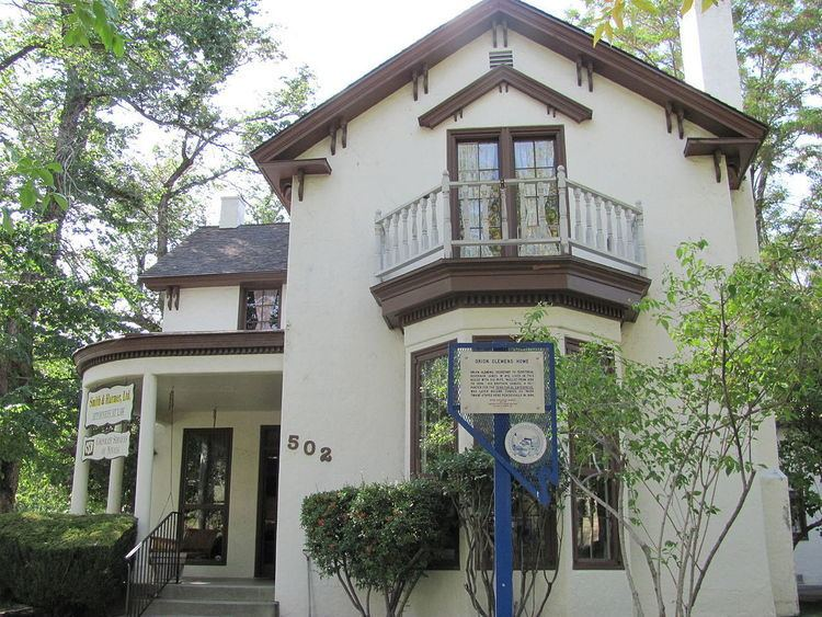 Orion Clemens House
