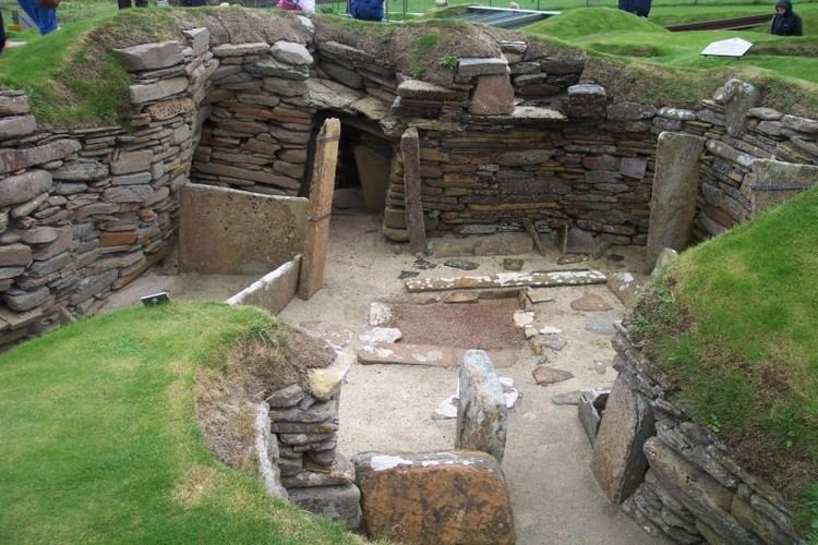Orkney, North West in the past, History of Orkney, North West