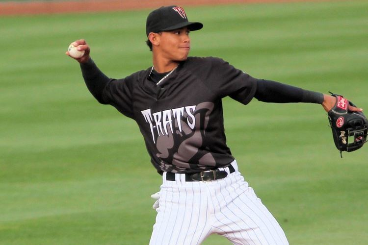 Orlando Arcia Future of the Franchise Shortstop Miller Park Prospects