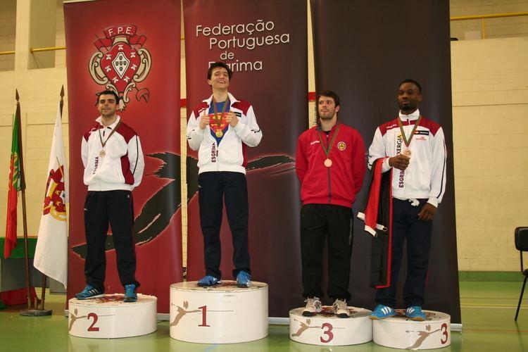 Orlando Azinhais Federao Portuguesa de Esgrima Torneio Orlando Azinhais