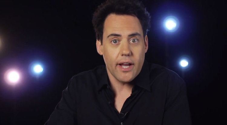 Orny Adams George Stroumboulopoulos Tonight BEST STORY EVER Orny