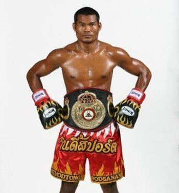 campioni Muay Thai Orono Wor