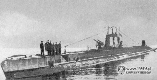 ORP Wilk The Polish ORP Wilk should have overran the dutch submarine
