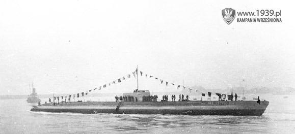 ORP Wilk ORP quotWilkquot podwodny stawiacz min Kampania Wrzeniowa 1939pl