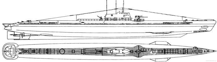 ORP Wilk TheBlueprintscom Blueprints gt Ships gt Submarines gt ORP Wilk 1940
