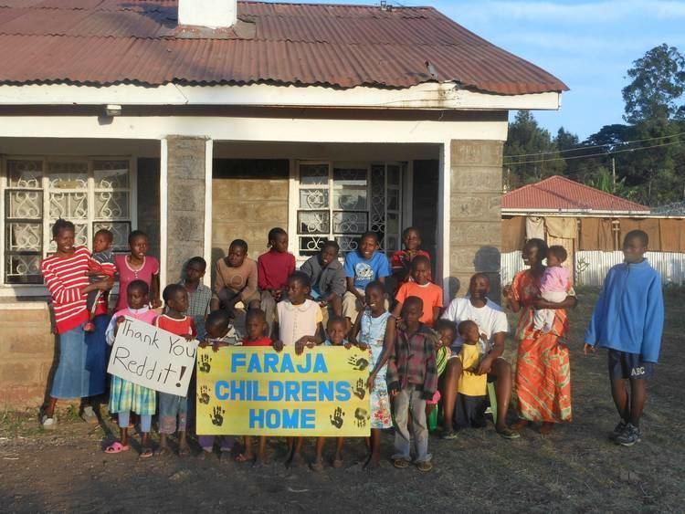 Orphanage Catching Up with Omari Nyaega The Man Who Took a Machete to the