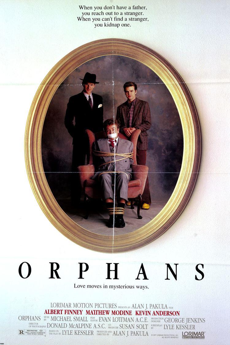 Orphans (1987 film) wwwgstaticcomtvthumbmovieposters10301p10301