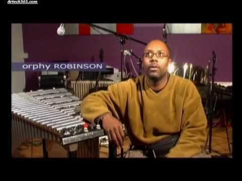 Orphy Robinson Derby Jazz project Now39s the Time with Orphy Robinson and