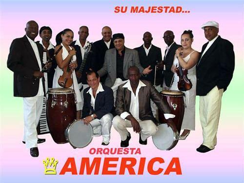 Orquesta América Orquesta Amrica ms de 70 aos en el pentagrama musical cubano