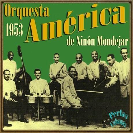 Orquesta América Fongrafo Orquesta Amrica Yo no camino ms inCUBAdora