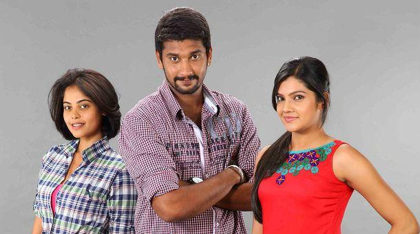 Oru Kanniyum Moonu Kalavaanikalum Oru Kanniyum Moonu Kalavaanikalum Movie Review Chennai Local