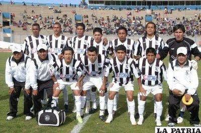 Oruro Royal The Boys in Black and White Oruro Royal Bolivia