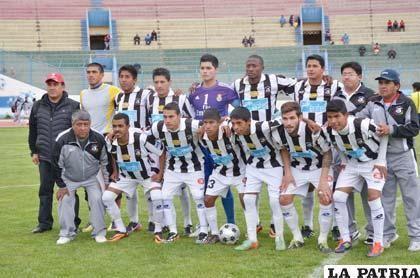 Oruro Royal Oruro Royal Club inscribi a 28 jugadores para el Nacional B