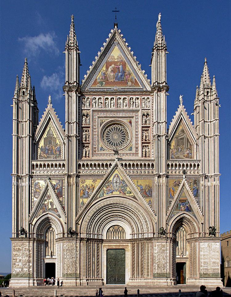 Orvieto in the past, History of Orvieto