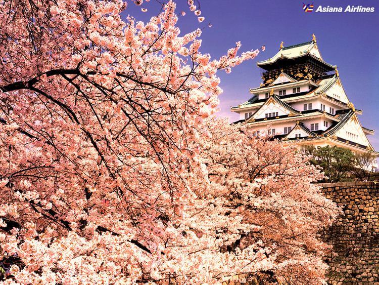 Osaka Beautiful Landscapes of Osaka