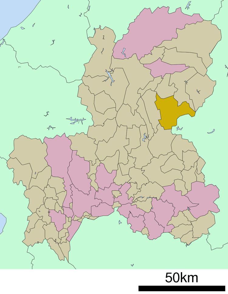 Osaka, Gifu