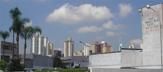 Osasco in the past, History of Osasco