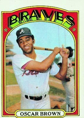Oscar Brown (baseball) The Strangest Numbers in Oscar Browns Career USC Annenberg