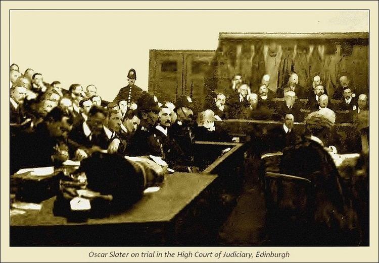 Oscar Slater The Trial of Oscar Slater