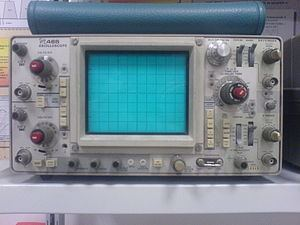 Oscilloscope Oscilloscope Wikipedia