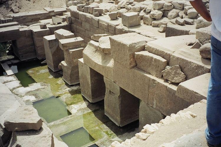 Osireion FileOsireion at Abydosjpg Wikimedia Commons