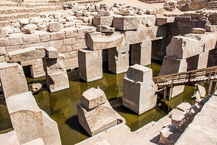 Osireion Ancient Egyptian Astronomy at the Osireion BSHS Travel Guide