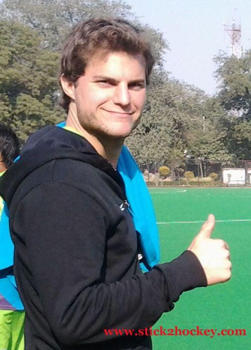 Oskar Deecke Latest Hockey News Indian Hockey Players Article