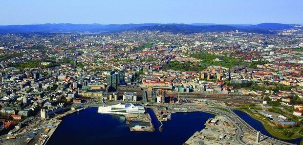 Oslo Beautiful Landscapes of Oslo
