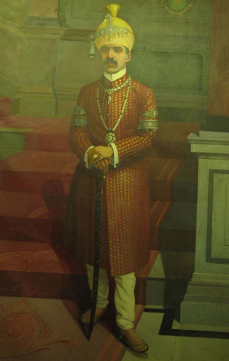 Osman Ali Khan, Asaf Jah VII Osman Ali Khan Asaf Jah VII Wikipedia