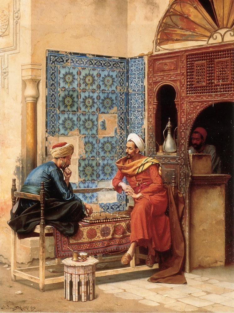 Osman Hamdi Bey Artist Osman Hamdi Bey Page 2 Historum History Forums