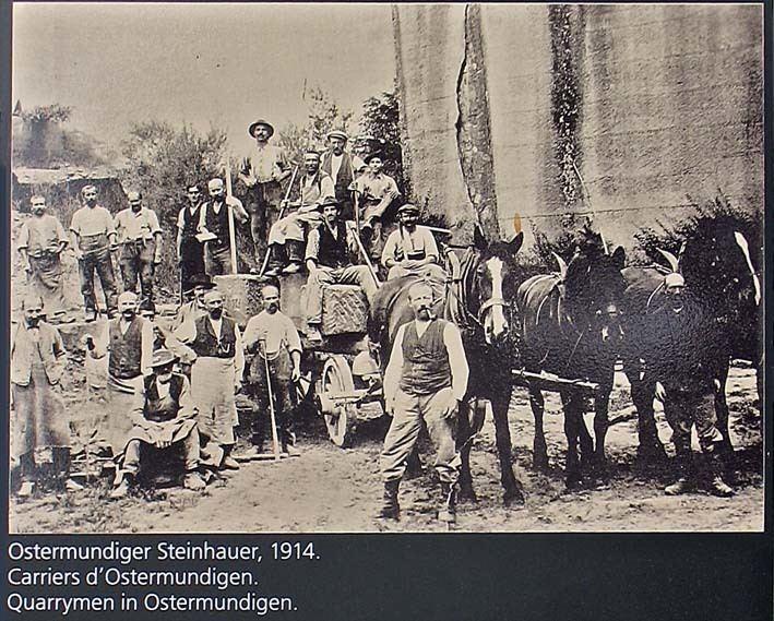 Ostermundigen in the past, History of Ostermundigen