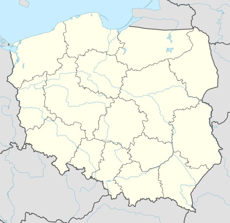 Ostrów, Lubusz Voivodeship