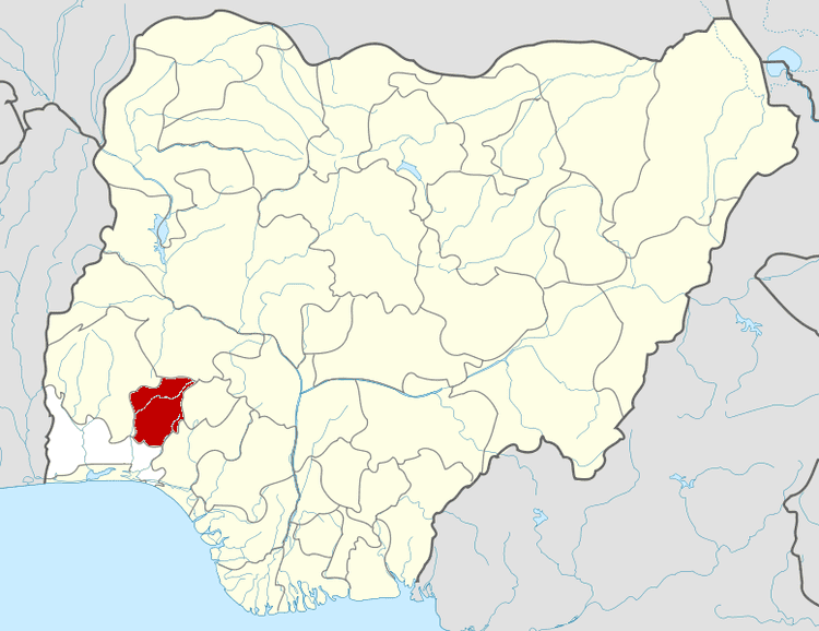 Osun State in the past, History of Osun State