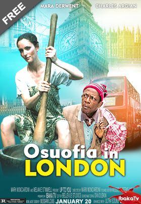 Osuofia in London Watch Movie Osuofia in London 1 2 Starring Nkem Owoh Mara