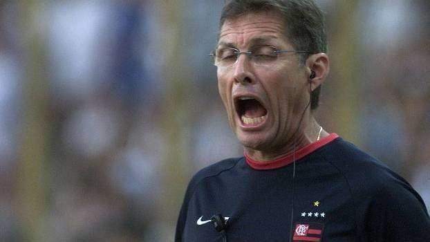 Oswaldo de Oliveira Vazamento de demisso 18 jogos fim do 39chinelinho39 e