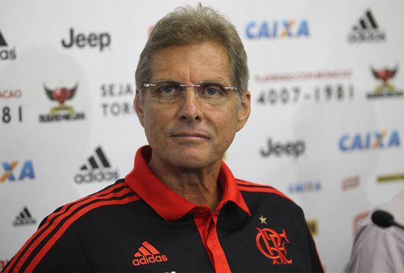 Oswaldo de Oliveira Flamengo sack coach Oswaldo de Oliveira VishwaGujarat